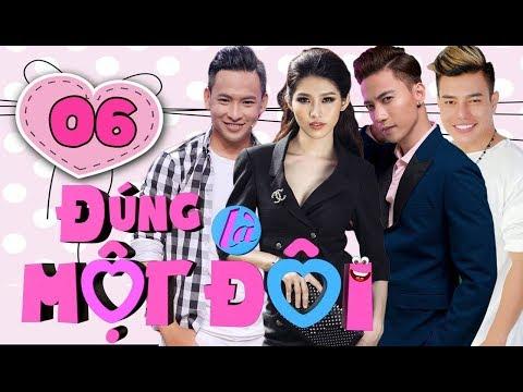 OFFICIAL | ĐÚNG LÀ MỘT ĐÔI HTV Full - Tập 6 | S.T, Quỳnh Châu, Huỳnh Quý | 19/04/2018