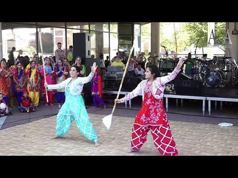 Gidha & Bhangra - Springfield's Annual Culture Fest 2017