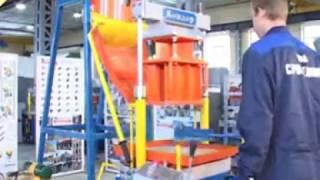 Малогабаритная вибропрессовая установка «Кондор-1» (видео 2)(Вибропресс «КОНДОР» – малогабаритная высокопроизводительная установка, предназначенная для изготовлени..., 2010-12-09T11:48:56.000Z)