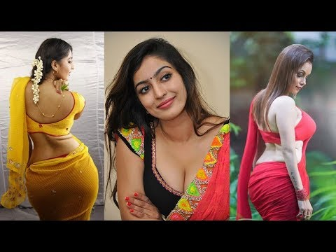 Hot and sexy women in saree