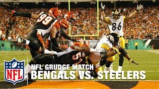 Steelers vs. Bengals Grudge Match | 2005 AFC Wild Card | NFL Now