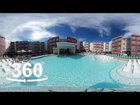 Park East (Texas Tech) - LiveSomeWhere 360 Video Tour