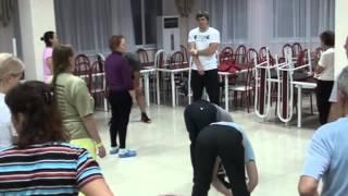 Практика Цигун. Светлана Симонова (05.10.2013) - M2U03035-36