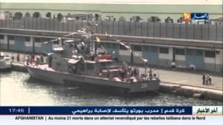 الصين تعتزم إنشاء سفينتين للقوات البحرية الجزائرية