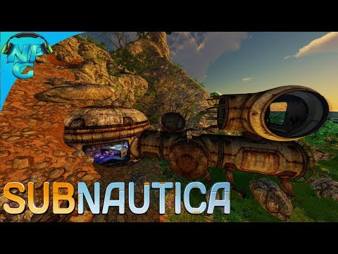 Subnautica - The Floating Island and Finally Unlocking the Ability to Base Build! E8