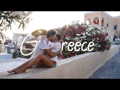 OUR FIRST TRIP (Santorini, Ios, Naxos)