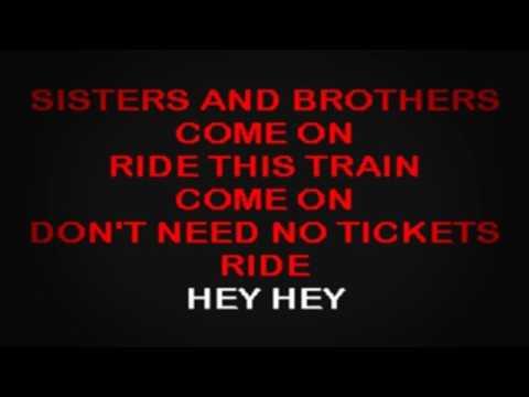 SC2076 04   O'Jays, The   Love Train [karaoke]