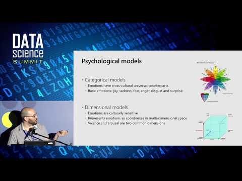 Deep Learning Methods For Emotion Detection From Text - Dr. Liron Allerhand