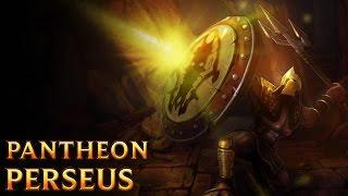Pantheon Perseus - Perseus Pantheon - Skins lol