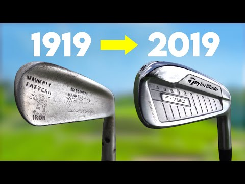 100 YEAR CHALLENGE - Hickory Clubs vs Modern Clubs