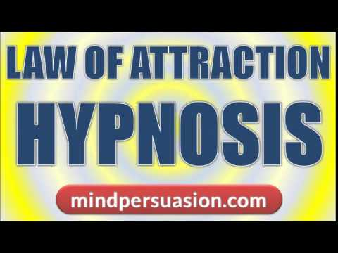 Supercharge The Law of Attraction With Dual Induction Hypnosis