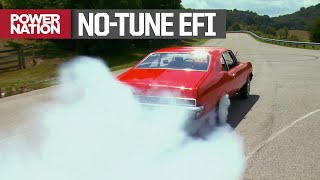 Converting a Carbureted Small Block to EFI on a Chevy Nova - Detroit Muscle S3, E22