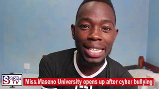 MissMaseno University speaks out after cyber bullying amp alleged suicide  Exclusive interview