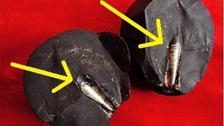 Cae un Meteorito y Encuentran Tecnología imposible en su interior