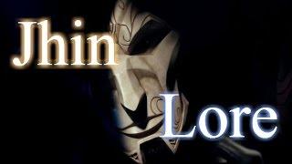 League Lore - Jhin