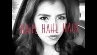 Haul เปิดถุงชอบ / อัฟเดท โปรเจค makeup no bye Thumbnail
