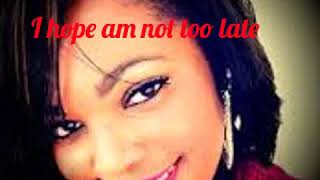 SHANA WILSON - GIVE ME YOU + LYRICS