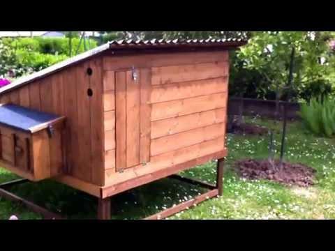 Porta automatica per pollaio doovi for Costruire un pollaio con i pallet