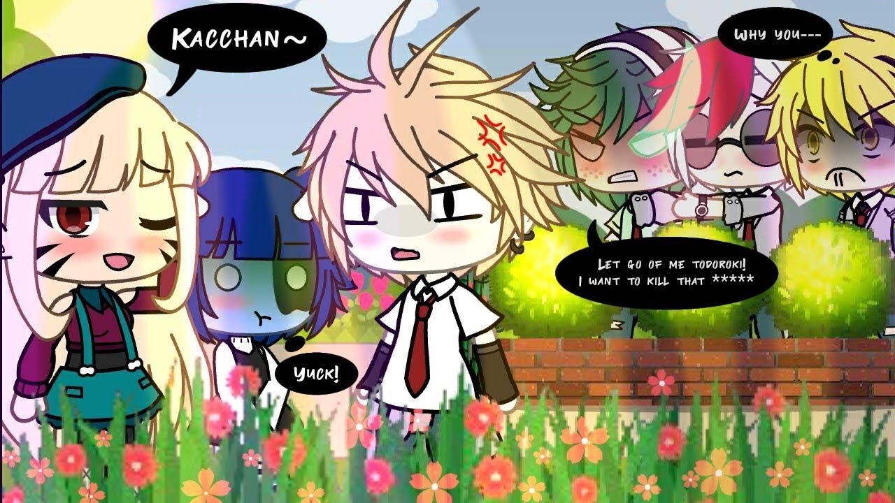 How Deku And Denki Reacts When Someone Calls Bakugo Kacchan Tdbkdk Shkm Bnha Short Skit Youtube Short Skits Skits Tokyo Ghoul Anime