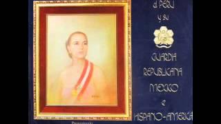 Homenaje de Carmela Russell al Perú (1976)
