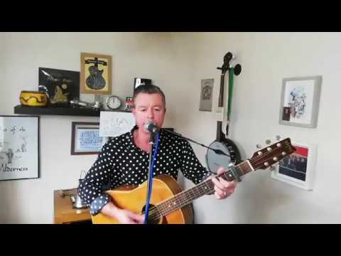 Martin Ferguson of Stafford Galli performs from his home for a special Coronavirus Lockdown Gig.