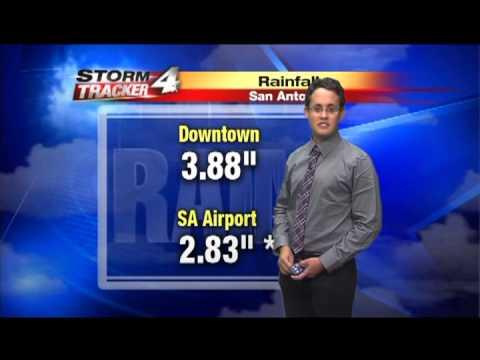Jordan's Weather Forecast-News 4 WOAI-San Antonio