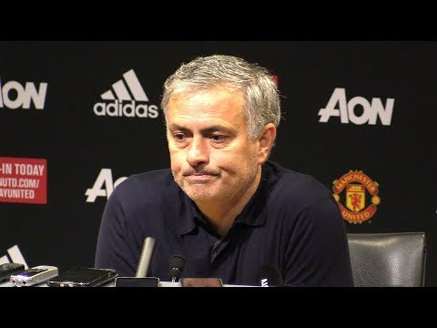 Manchester United 0-1 West Brom - Jose Mourinho Full Post Match Press Conference - Premier League