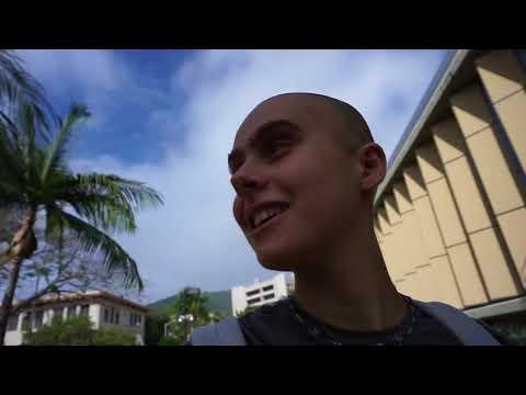 Hawaii Travel Vlog | Visiting University of Hawaii at Manoa