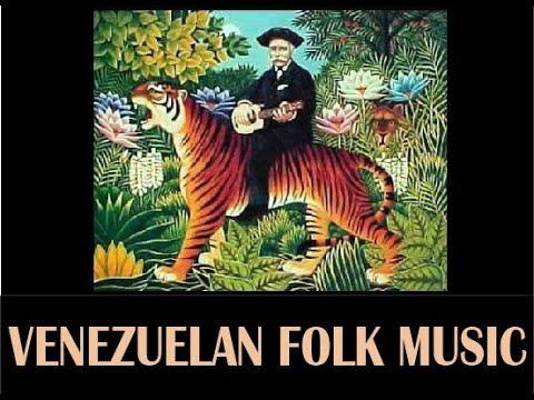 Folk music from Venezuela - El tigrito by Arany Zoltán