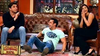 Salman Khan on COMEDY NIGHTS WITH KAPIL 19th January 2014 Full EPISODE
