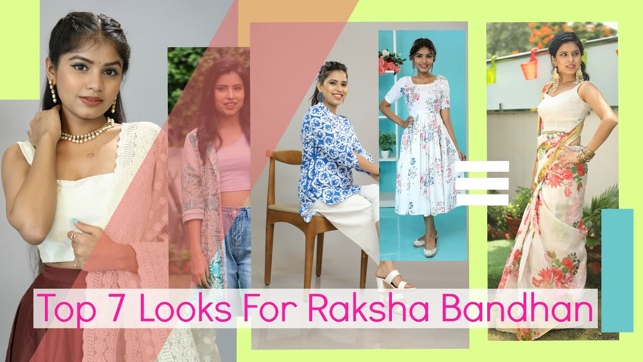 TOP 7 FASHION TRENDS - Raksha Bandhan Special Look | Episode 5 | DIYQueen
