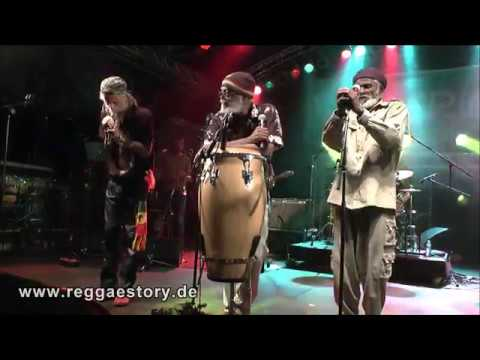 The Congos & Pura Vida - 7/7 - Fisherman + Rivers Of Babylon + Swinging Bridge - 27.07.2019 - Berlin