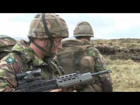 Yorkshire Regiment on the Falkland Islands (part 3/3)