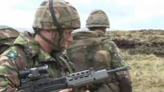 Yorkshire Regiment on the Falkland Islands (part 3/3)
