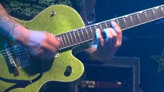 Blue Moon of Kentucky (Live) - Brian Setzer Rockabilly Riot Tour 2011 - Dublin, July 27, 2011
