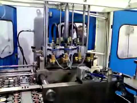 Pet bottles manufacturing process