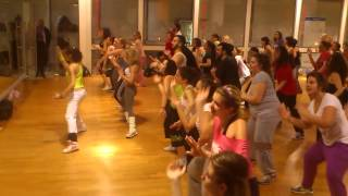 Zumba® with Eva fotia me fotia(original greek choreo)
