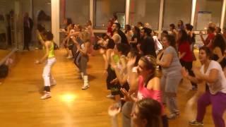 Zumba® with Eva fotia me fotia(original greek choreo)