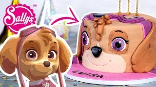 Paw Patrol Skye Cake / Geburtstagstorte