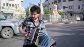 Fermin Muguruza #nomoretour2013 - Ramallah / Xabi Solano: Fandangoa YouTube Videos