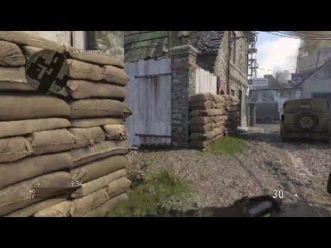 Call Of Duty WWII V2Rocket 30-0 FFA