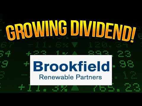 Brookfield Renewable Stock Is The Next Big Thing! See My Discounted Cash Flow Model! Ticker = BEP