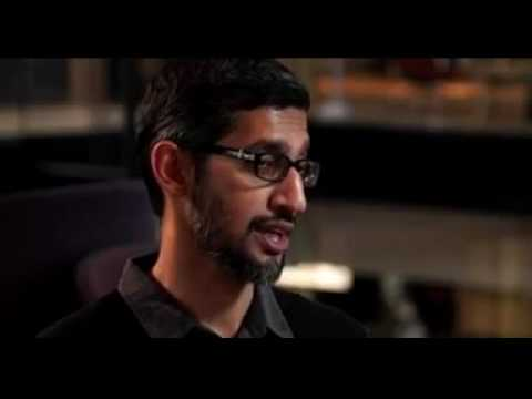 Google boss Sundar Pichai explains £1bn UK investment
