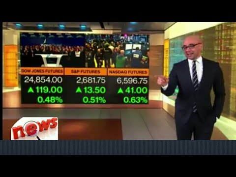 Dow Jones drops: Why is Dow Jones down today? Markets slump 4.15% - YouTube