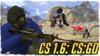 CS 1.6: CS:GO? СОВМЕСТИЛИ ДВЕ ИГРЫ! - СТРАННЫЕ СБОРКИ COUNTER-STRIKE - ВЫПУСК #12