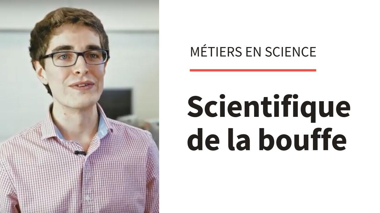 Pas de Temps Mort | Julien Chamberland  – Scientifique de la bouffe