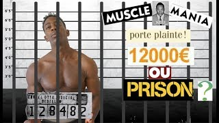 MARVEL VS MUSCLEMANIA ! 12000€ ou PRISON?!  COFFEE fait son CHOIX!