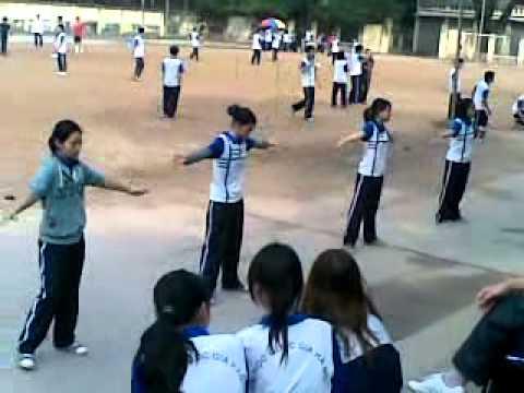 Bài thể dục liên hoàn 50 động tác - ĐHQGHN.mp4
