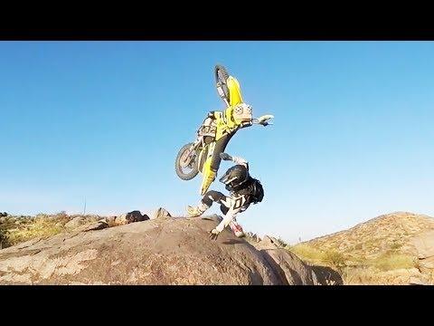 Funny & Bad Dirtbike/ATV Fails & Wrecks