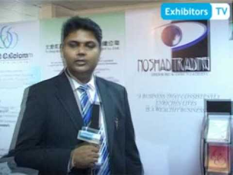 Noshad Trading's General/ Pharmaceutical and Industrial Chemicals (Exhibitors TV @ Health Asia 2013)